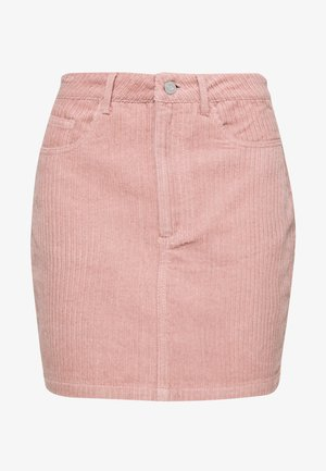 JUMBO MINI - Minijupe - blush