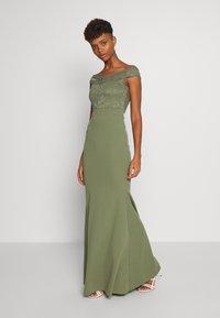 Missguided - Festklänning - green - 1