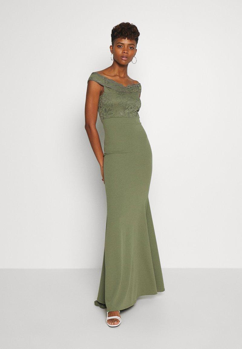 Missguided - Festklänning - green