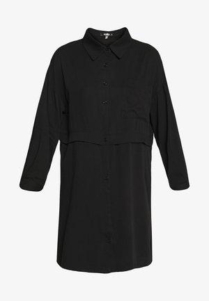 UTILITY DRESS - Paitamekko - black