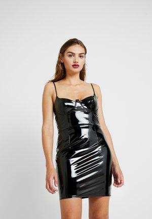 HALLOWEEN CAMI MINI DRESS - Sukienka letnia - black