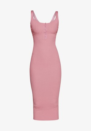 DRESS - Shift dress - ash rose