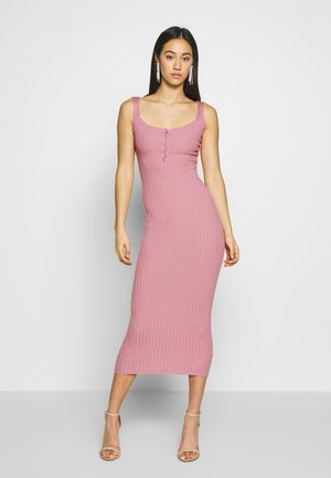 DRESS - Vestido de tubo - ash rose