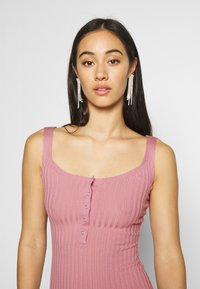 Missguided - DRESS - Vestido de tubo - ash rose - 3