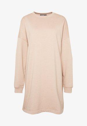BASIC  DRESS - Vestido informal - stone