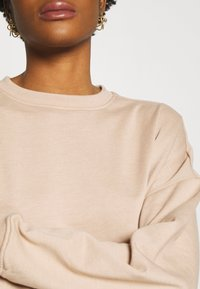 Missguided - BASIC  DRESS - Robe d'été - stone - 5