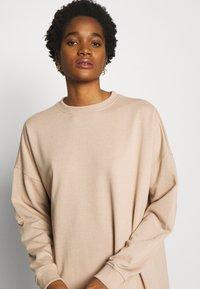 Missguided - BASIC  DRESS - Robe d'été - stone - 3