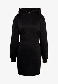 Missguided - CORSET DRESS - Vestido informal - black - 4