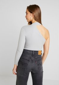 Missguided - ONE SHOULDER - Trui - grey - 2