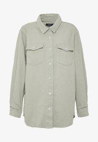 Missguided - SUPEROVERSIZED  - Košile - khaki - 5