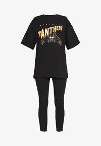 Missguided - PANTHERST SET - Legging - black - 5