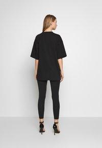 Missguided - PANTHERST SET - Legging - black - 2