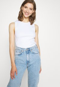 Missguided - Top - white - 0