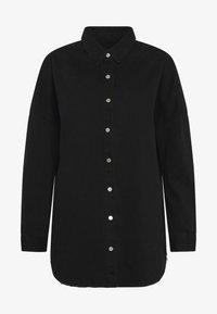 Missguided - WASHED - Skjorte - black - 4