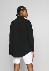 Missguided - WASHED - Skjorte - black - 2