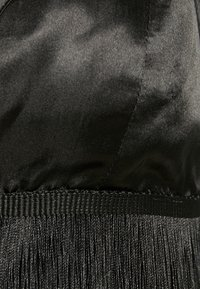 Missguided - FESTIVAL EXCLUSIVE TASSEL BRALET - Topper - black - 2