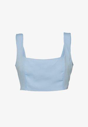 SUPER SCOOP  - Blusa - baby blue