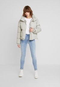 Missguided - ULTIMATE PUFFER - Veste d'hiver - grey - 1