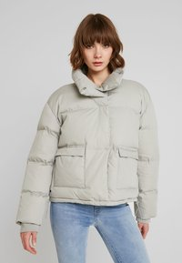 Missguided - ULTIMATE PUFFER - Veste d'hiver - grey - 0