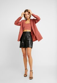 Missguided - FITTED - Bleiseri - pink - 1