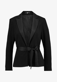 Missguided - FRIDAY BELTED FITTED - Blazer - black - 4