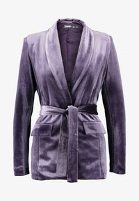 Missguided - LIGHT MAGIC TIE WAIST - Blazer - purple - 4