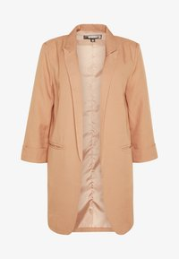 Missguided - PRICE POINT BASIC - Blazer - camel - 3