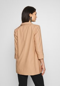 Missguided - PRICE POINT BASIC - Blazer - camel - 2