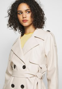 Missguided - Trench - cream - 3