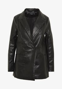 Missguided - Short coat - black - 4
