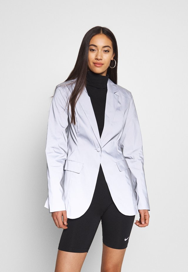 REFLECTIVE TAILORED - Blazer - grey