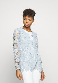 Missguided - Blazer - baby blue - 0