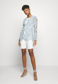 Missguided - Blazer - baby blue - 1