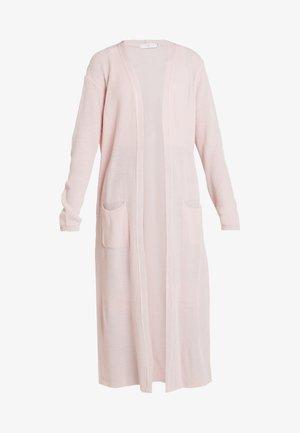 MAXI CARDIGAN - Vest - pink