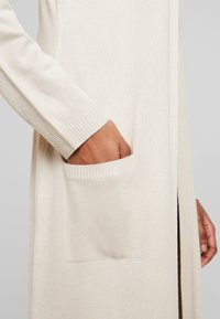 Missguided - LONGLINE CARDIGAN WITH POCKETS  - Cardigan - sand - 5