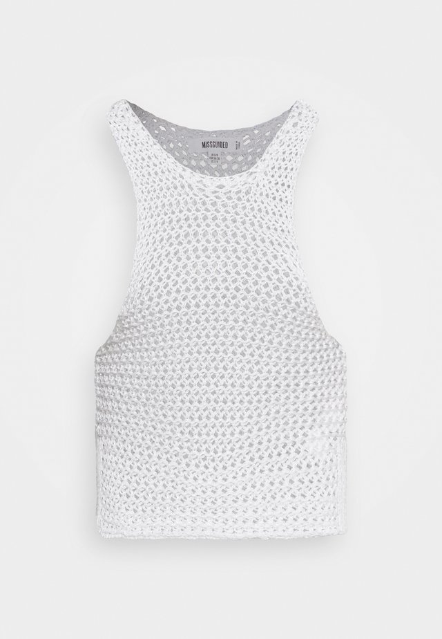 CHUNKY RACER - Top - white