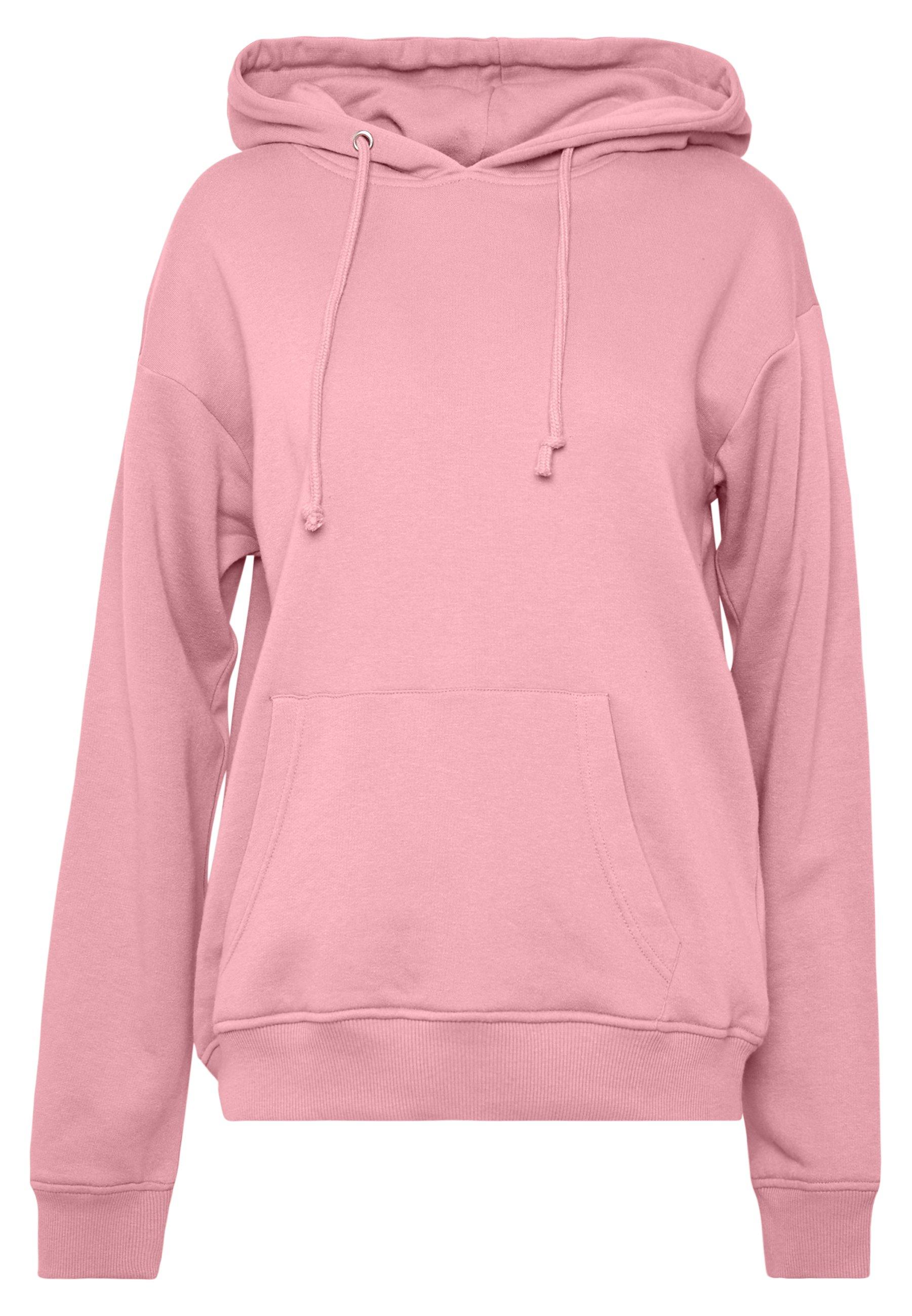 Missguided Basic Hoody - Hættetrøjer Pink