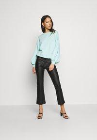 Missguided - EXTREME OVERSIZED - Sweatshirt - pastel green - 1
