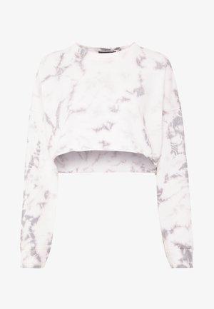 ORD TIE  - Sweatshirt - cream