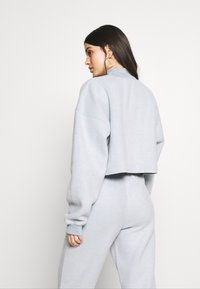 Missguided - NEW SEASON CROPPED - Sweatshirt - powder blue - 2