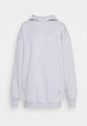 PLAYBOY COWGIRL OVERSIZED HOODY DRESS - Kjole - grey