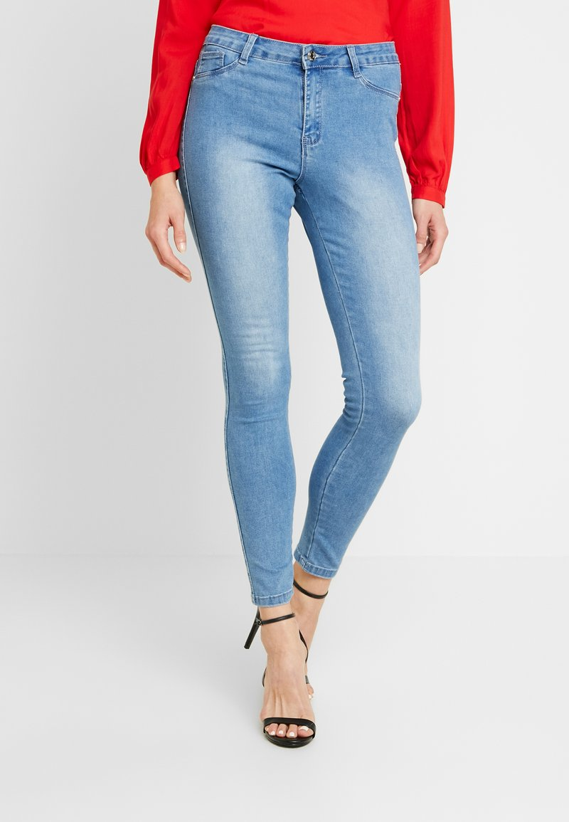 Missguided - ANARCHY - Jeans Skinny Fit - blue