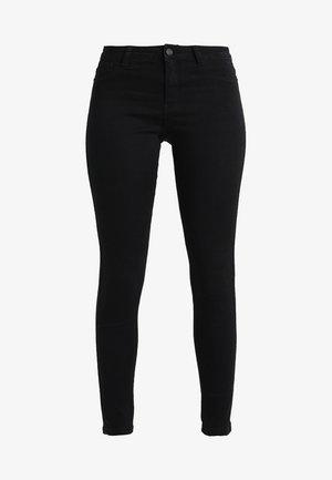 ANARCHY - Skinny džíny - black