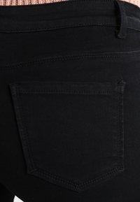 Missguided - ANARCHY - Skinny džíny - black - 4