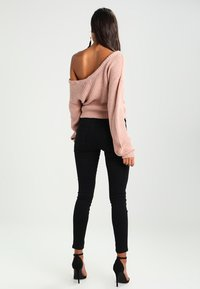 Missguided - ANARCHY - Jeans Skinny Fit - black - 2