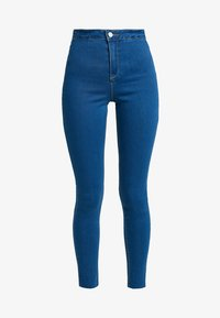 Missguided - VICE STONEWASH - Jeans Skinny Fit - stone - 4