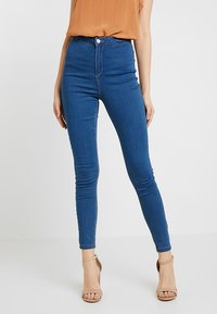 Missguided - VICE STONEWASH - Jeans Skinny Fit - stone - 0