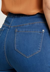 Missguided - VICE STONEWASH - Jeans Skinny Fit - stone - 5