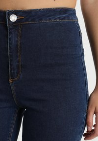 Missguided - VICE HIGHWAISTED - Jeans Skinny Fit - vintage blue - 3