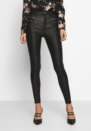 VICEHIGHWAISTED  - Broek - black